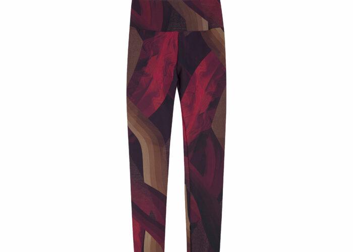 Oysho, leggings compressivi e modellanti a vita alta, in tessuto traspirante ad asciugatura rapida, euro 45,99.