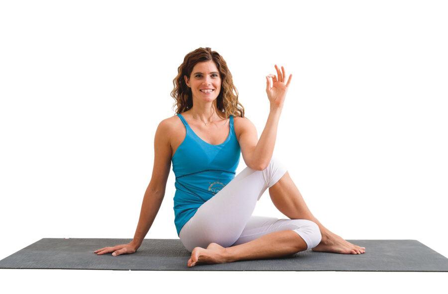 Yoga: l'asana per scacciare timidezza e malumore