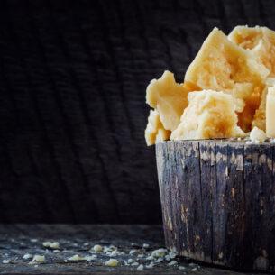 5 cose che (forse) non sai sul Parmigiano Reggiano