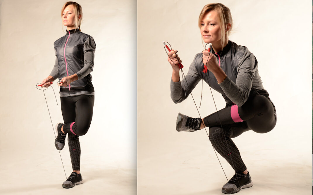 evgenia - single lateral rope