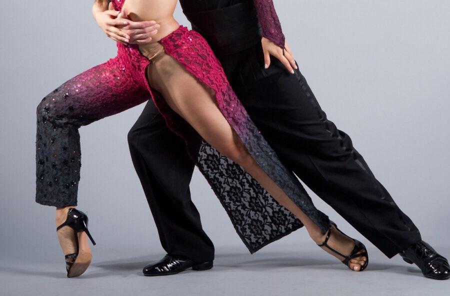 Tango: tono, linea e sensualità