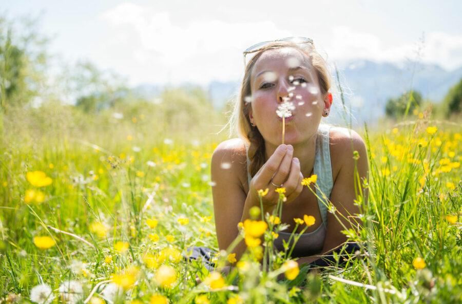 Allergie di primavera: 5 rimedi green che funzionano