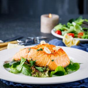 Salmone, gusto e fantasia in cucina