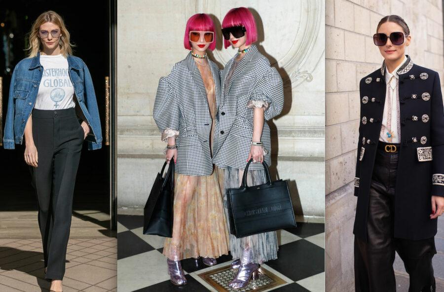 Trend accessori PE 2019, gli occhiali da sole? Meglio oversize e con lenti colorate