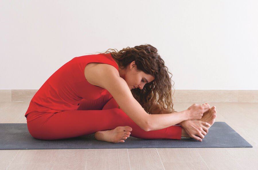 Yoga per combattere la stanchezza di primavera