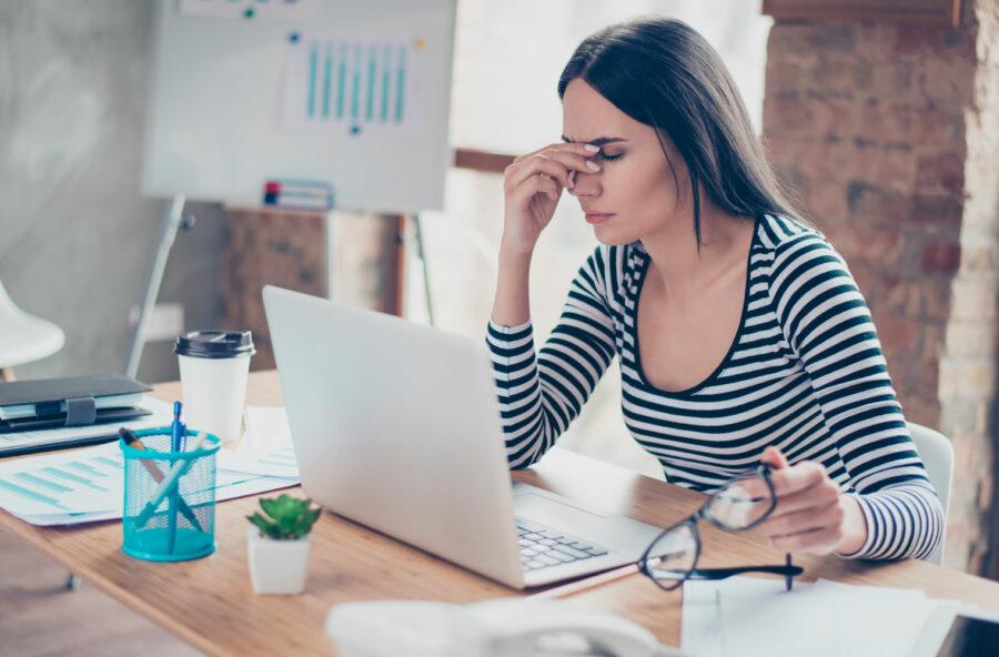 Stress sul lavoro: perché bisogna dire basta