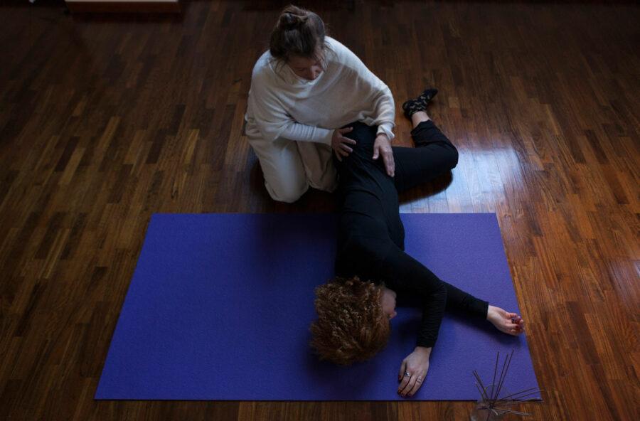 Mal di schiena: hai mai provato il deep stretching?