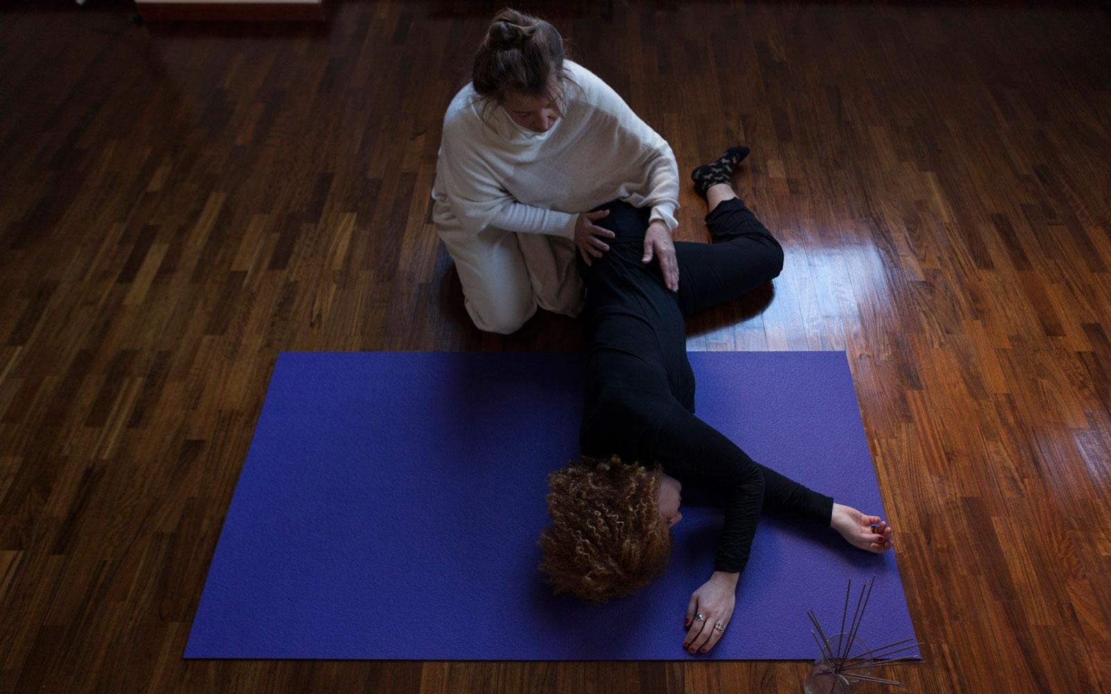 Mal di schiena: hai mai provato il deep stretching..