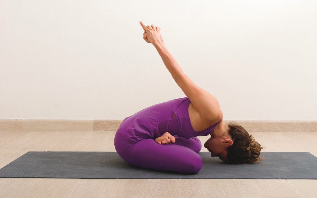 yoga antiage
