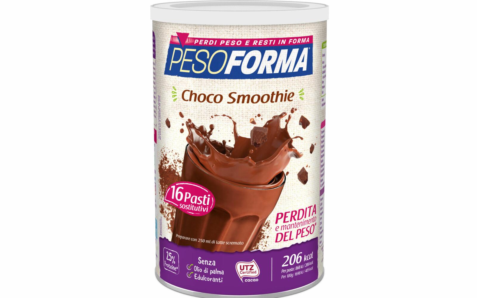 Pesoforma-Choco-Smoothie