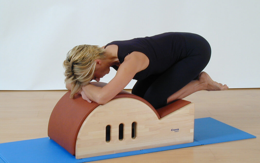 pilates - step barrel - mal di schiena