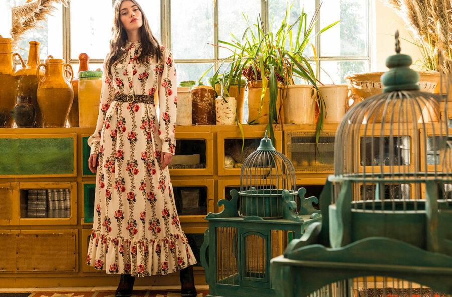 Trend moda p/e 2019: gardening style