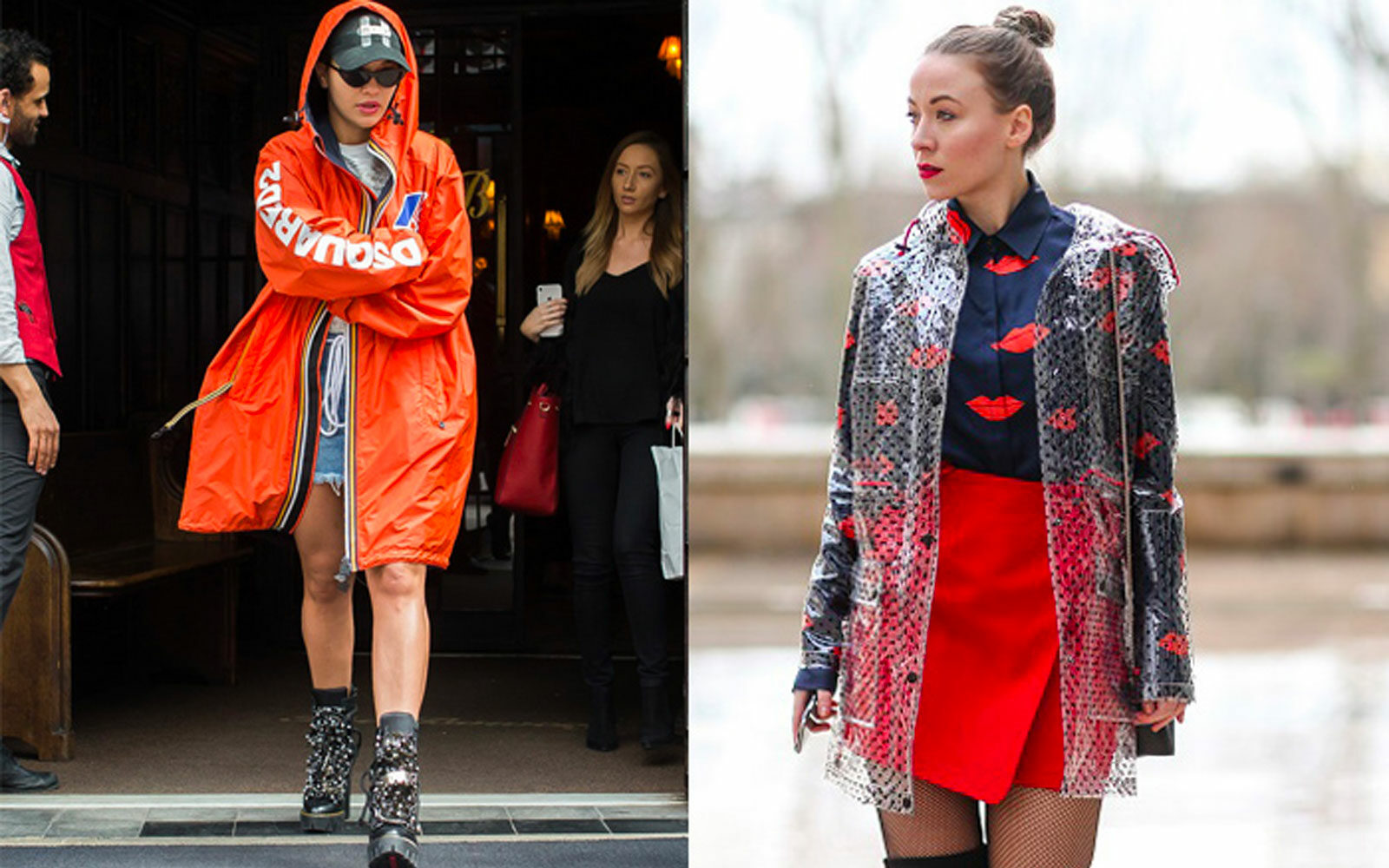 Rita Ora/Street Style