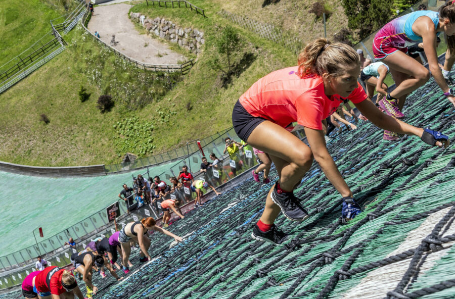 Running, sfida estrema in salita
