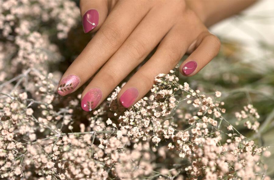 Nail art: unghie preziose come gioielli