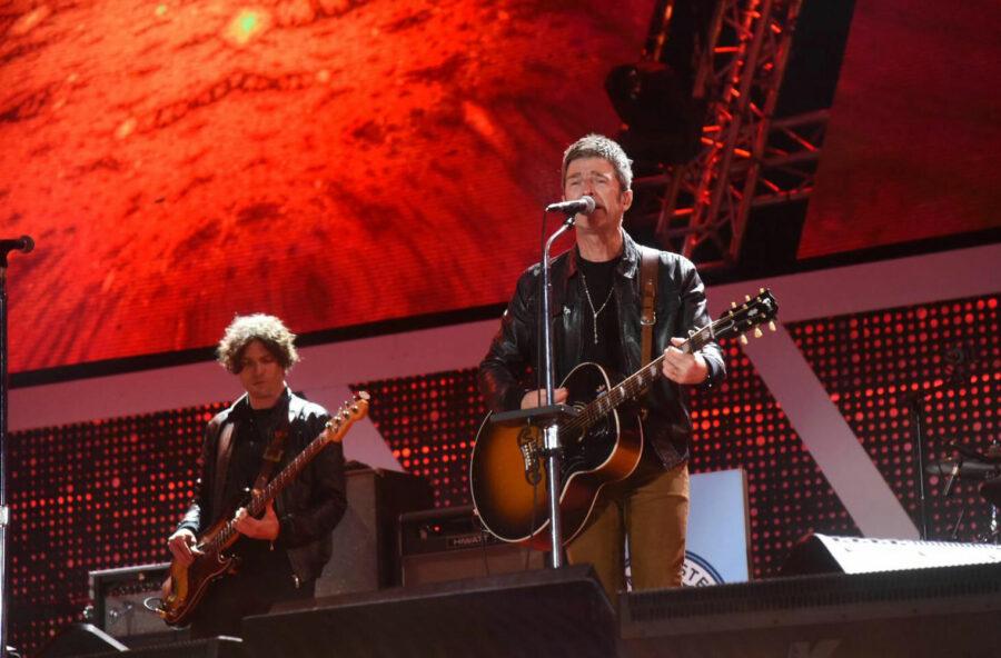 Noel Gallagher è il top del Concerto del Primo Maggio (feat Sanremo)