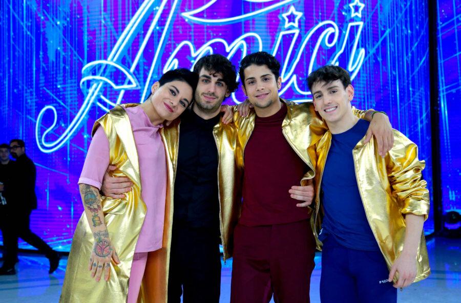 Amici 18, in finale Giordana, Alberto, Rafael e Vincenzo