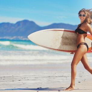 Linea, sprint finale per un corpo a prova di bikini