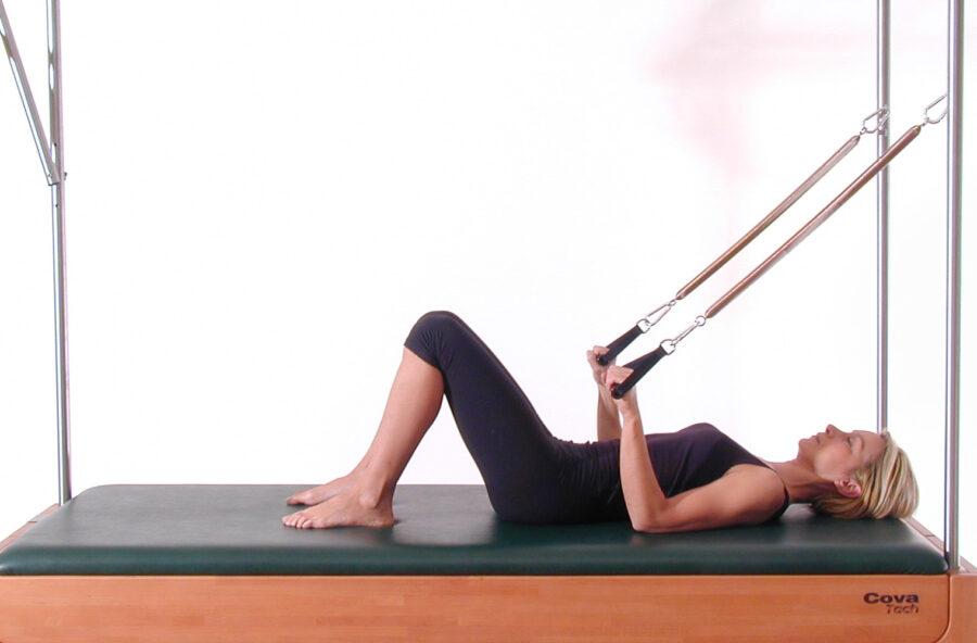 """Pilates, addio alle """"braccia a tendina"""" con il Triceps"""