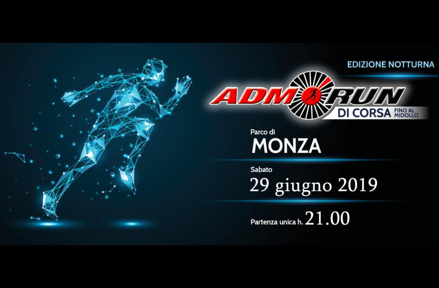 AdmoRun 2019: di corsa nel Parco di Monza per il midollo