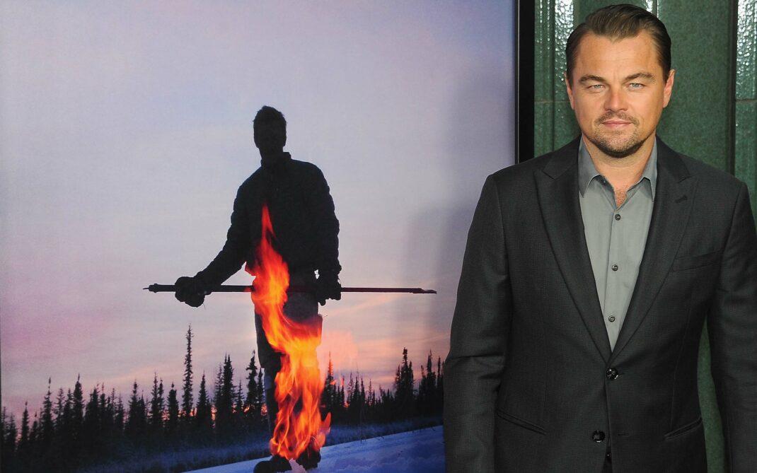Ice on fire - Leonardo DiCaprio