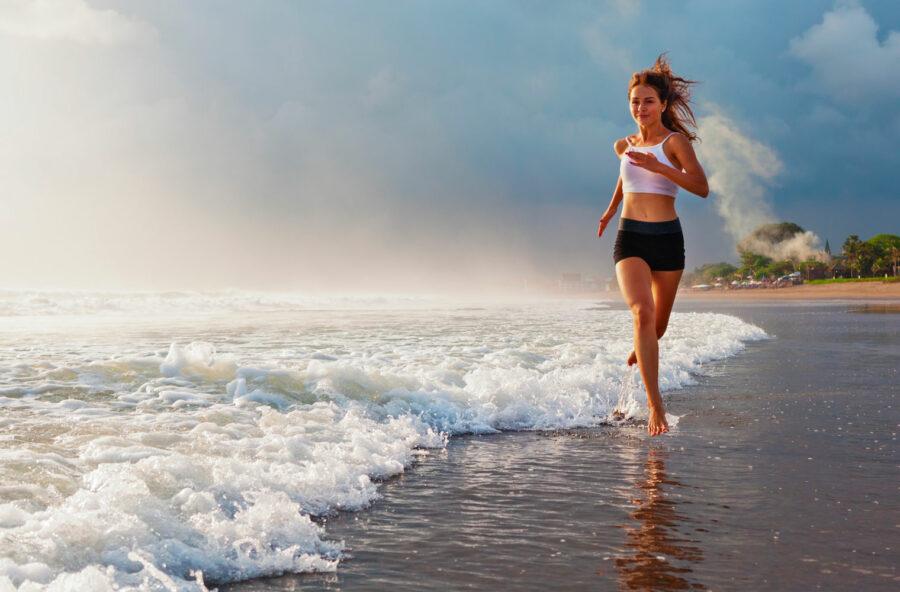 Cellulite: curala con il movimento