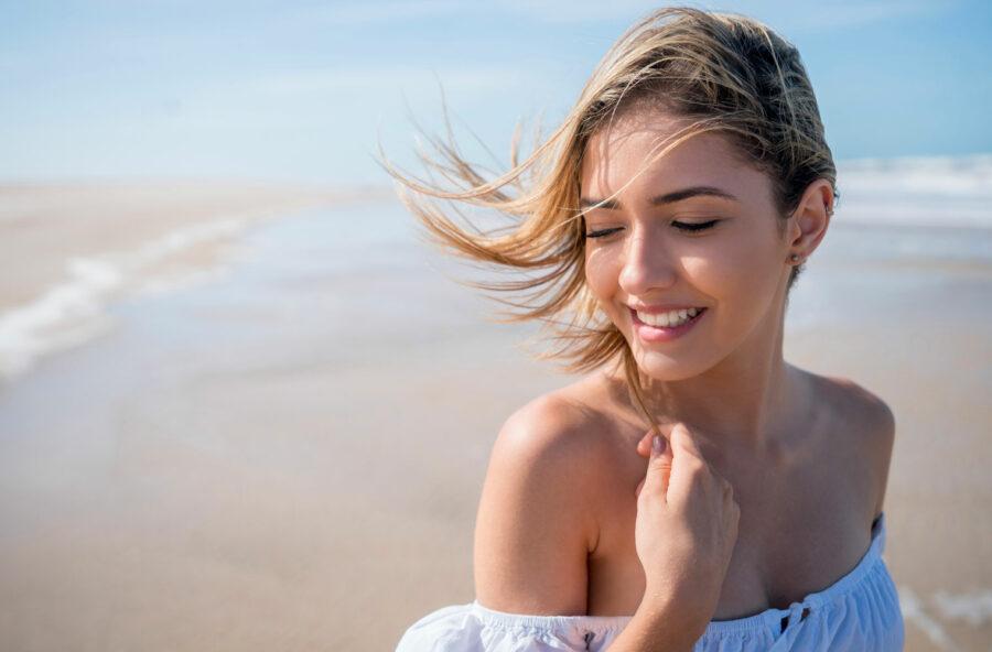 Sole: prepara la pelle all'abbronzatura