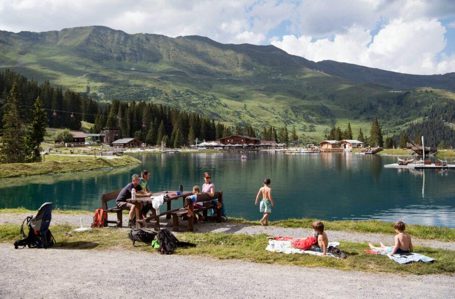 Tirolo, una vacanza formato famiglia