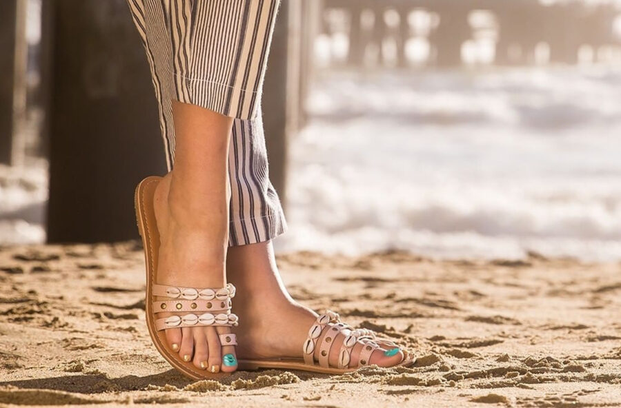 Nail art: fantasia anche per i piedi