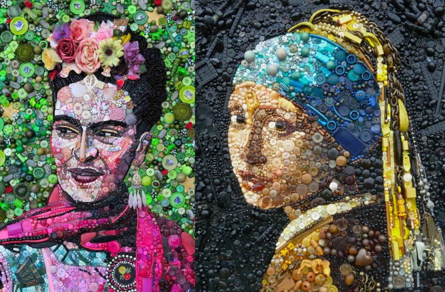 La RI-FORMA dell'arte: a RomaEst arriva la mostra di Jane Perkins