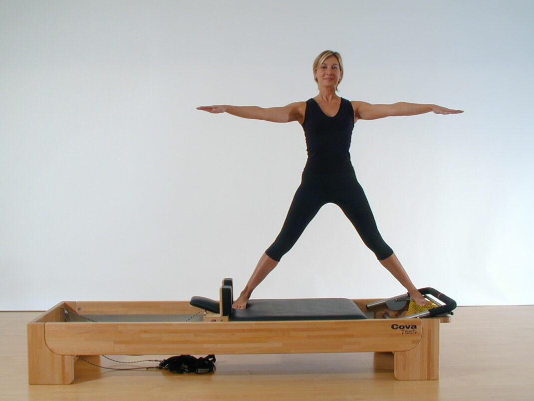 Pilates - cosce sul reformer