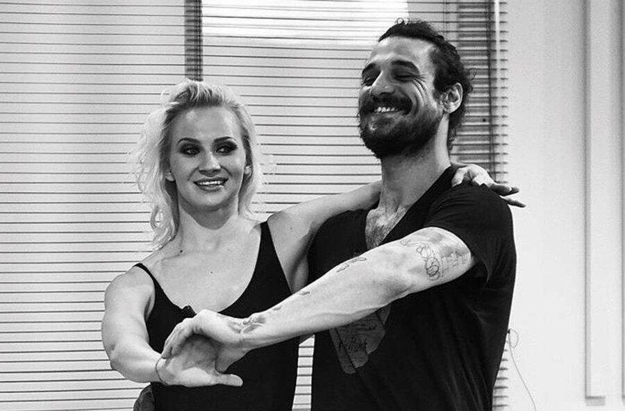 Dani Osvaldo e Veera Kinnunen: è amore. Galeotto fu… Ballando con le stelle