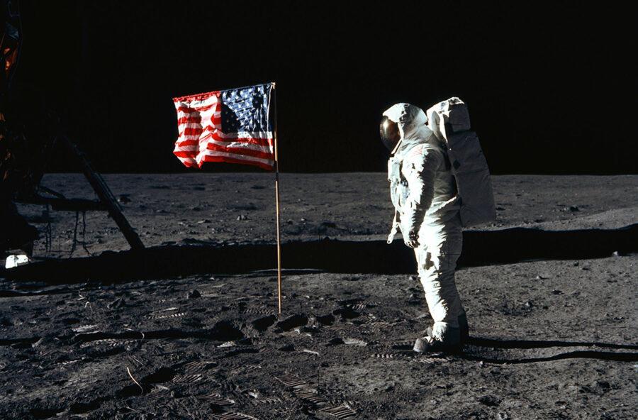 Luna, i programmi tv che celebrano i 50 anni dallo sbarco