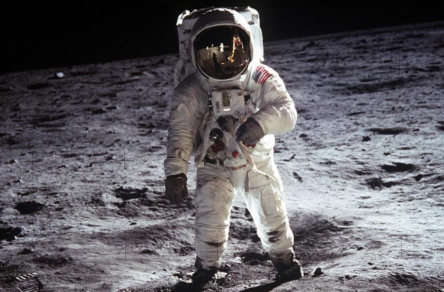 Luna, la playlist per celebrare il 50° anniversario dallo sbarco