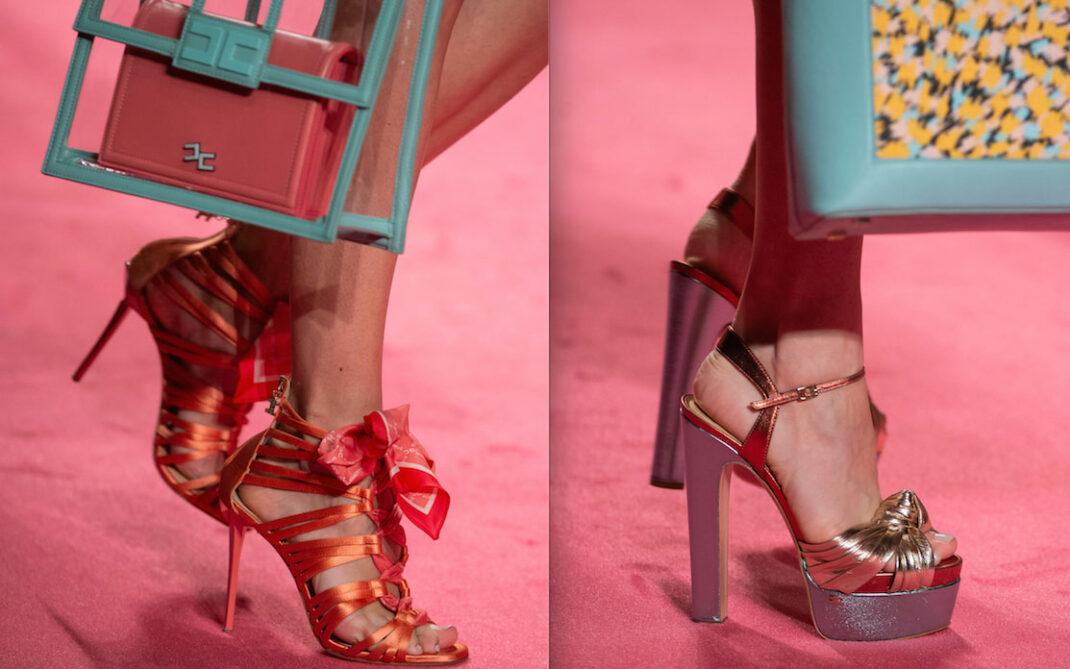 moda sandali