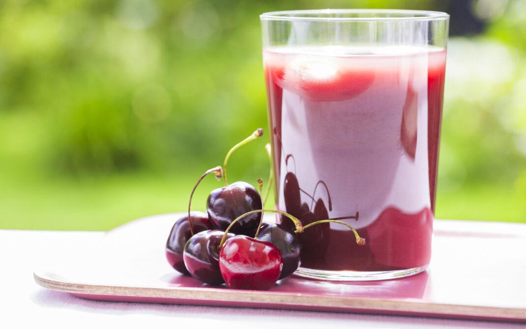 succo di ciliegia