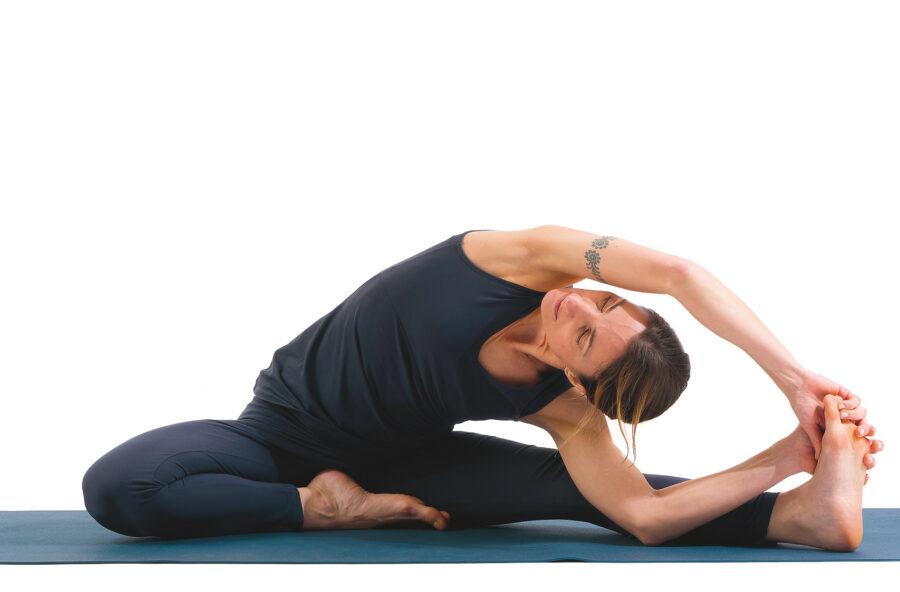 Yoga: la posizione detox