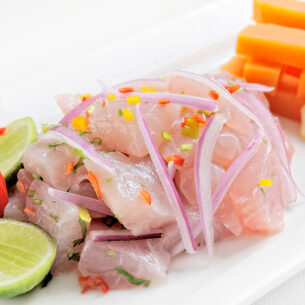 Light e gustoso? Prova il ceviche!