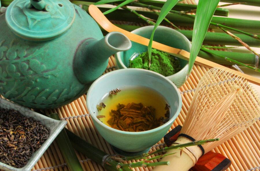 Tè verde, anche per la salute dei denti