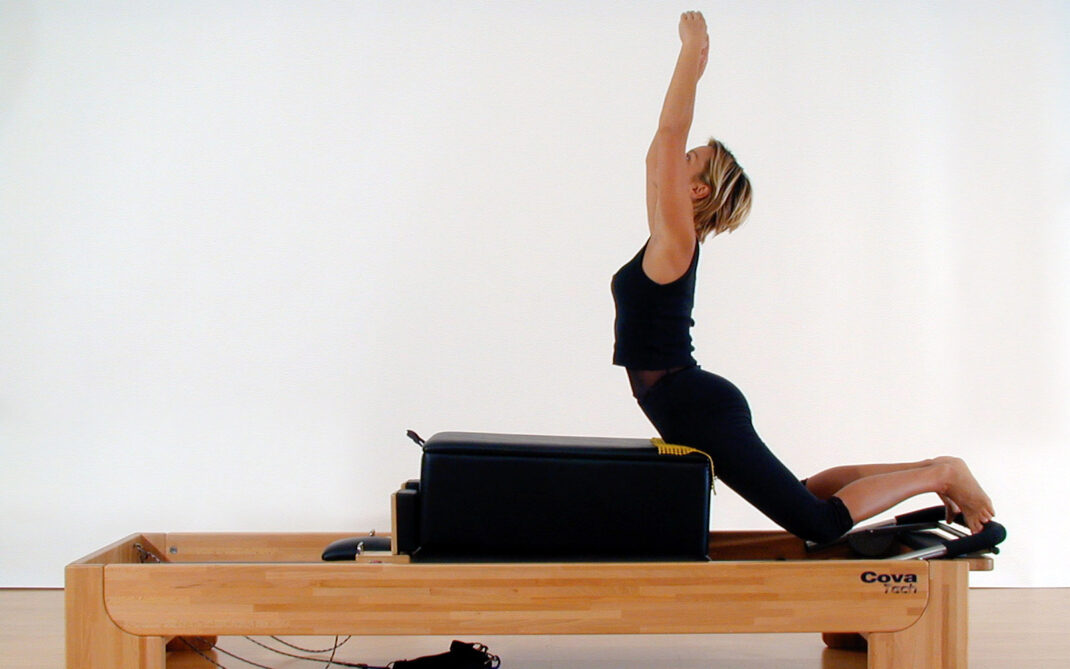 Pilates - Swan dive