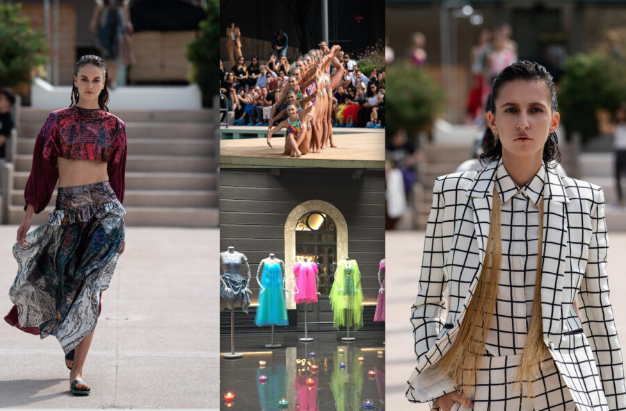 Milano Fashion Week SS 2020: la donna viaggia nel tempo, con il look