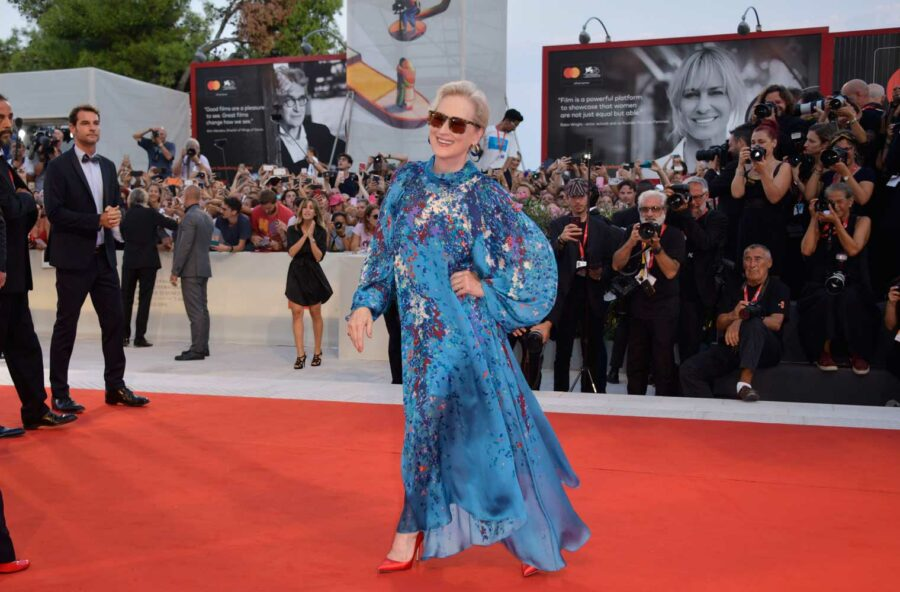 Meryl Streep regina di Venezia 76 con The Laundromat