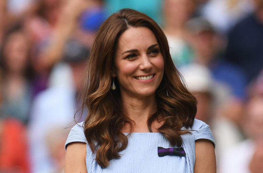 Capelli, onde morbide come Kate Middleton