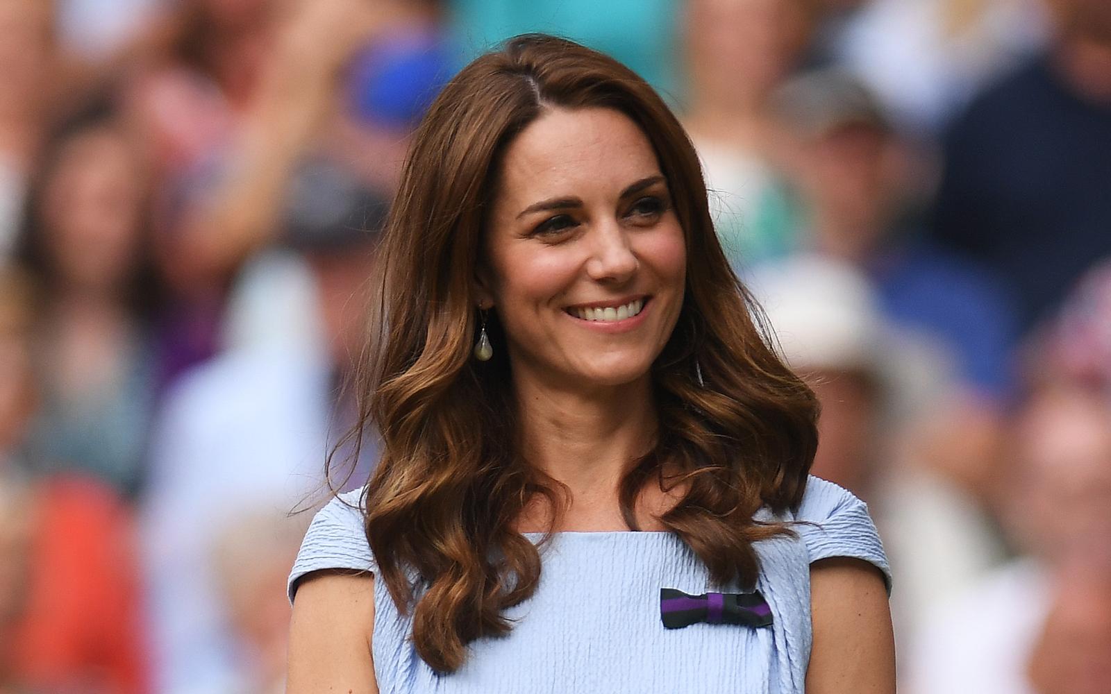 Capelli, onde morbide come Kate Middleton | Silhouette Donna