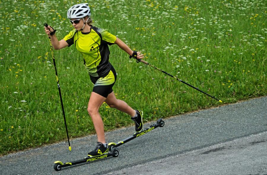 Skiroll, per un allenamento slim&tone