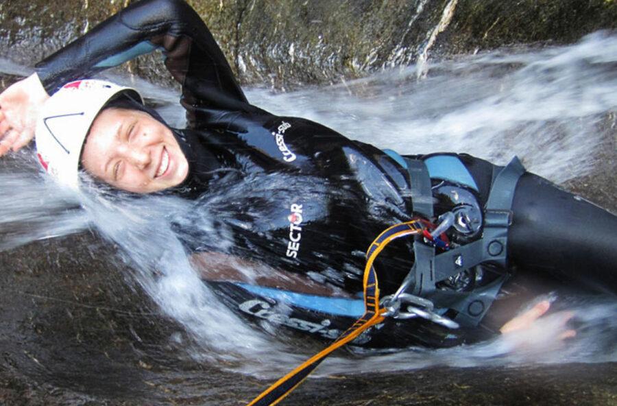 Sport acquatici sui torrenti, divertenti e adrenalinici