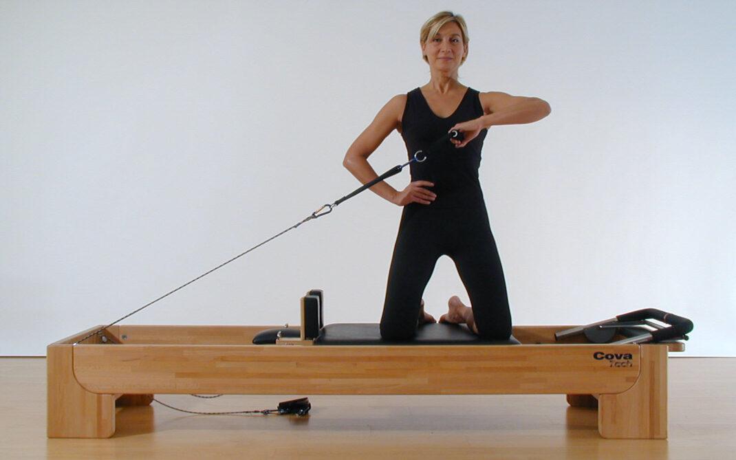 Pilates - Side arms - Reformer
