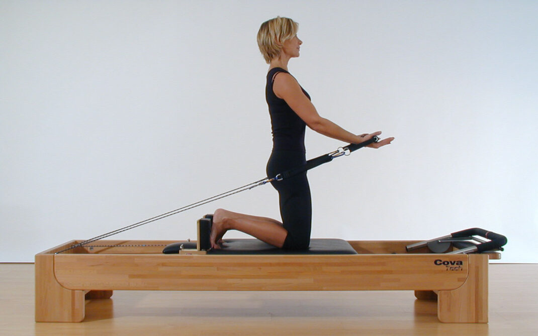 Pilates - arm circles sul reformer