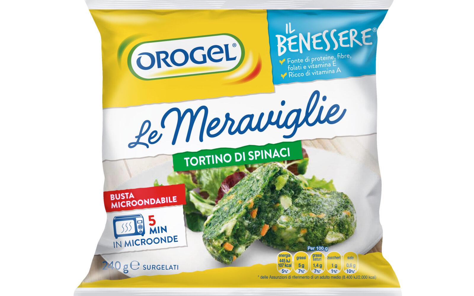 Orogel_LeMeraviglie_Tortino-di-spinaci