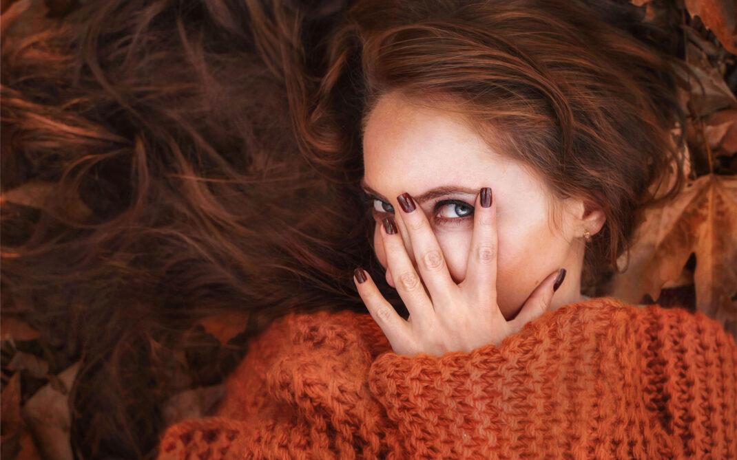 Capelli, quando l'autunno dà alla testa | Silhouette Donna
